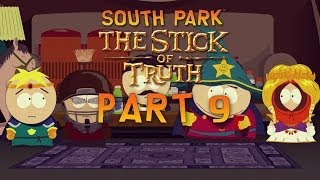 FIGHT IN THE ATTIC - South Park: The Stick of Truth - Gameplay Walkthrough - Part 9