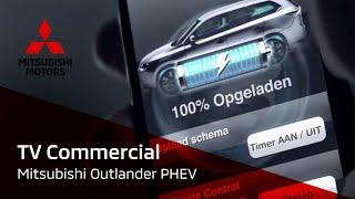 Mitsubishi Outlander PHEV TV commercial 2014