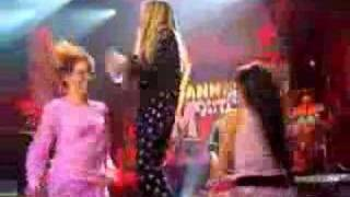 Miley Cyrus - Pumpin' Up The Party