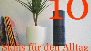 Amazon Echo: Top 10 Skills für den Alltag