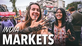 Best Markets in Delhi - What $100 gets you in India