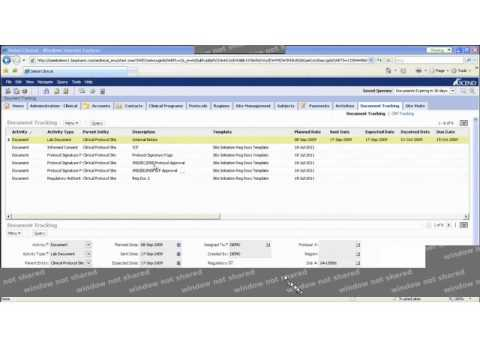 How To Personalize Your Siebel Clinical Ctms User
