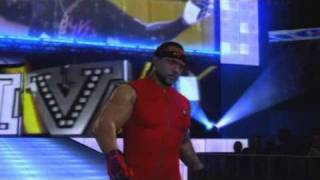 WWE Smackdown Vs Raw 2011 MVP Entrance