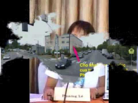 Hình ảnh trong video VietLinh va Phuong286 bi ong Richard Nguyen