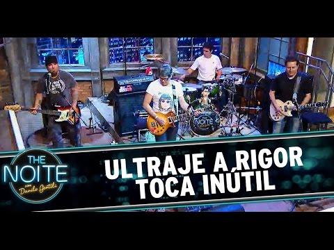 The Noite (29/10/14) - Ultraje a Rigor toca Inútil no The Noite
