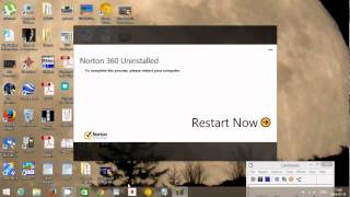 Windows 8.1 How To Uninstall Norton Antivirus Free Trial