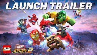 LEGO Marvel Super Heroes 2 - Megjelenés Trailer