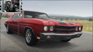 Forza Horizon 2 Online Drift Build- 1970 Chevelle SS 454 W