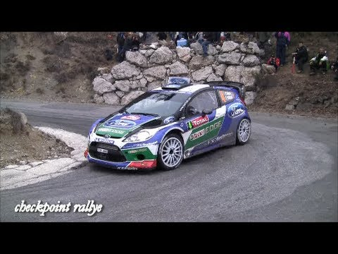 Best of Rallye 2012 HD Attack Show-time & Crash Part 02