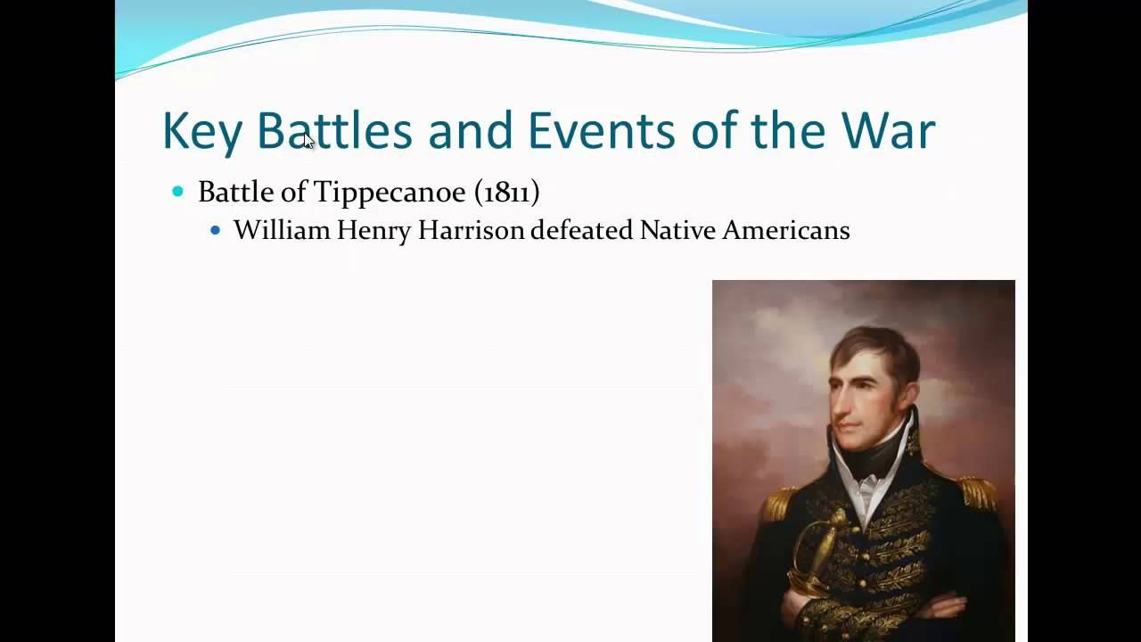 the war of 1812 apush 1 historical background the war of 1812 often gets overshadowed by the revolutionary war and is generally less under-stood among the american public.