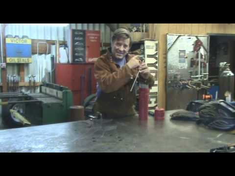 Arc Welding Technique - Kevin Caron