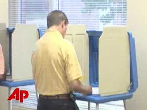 Voting Underway in North Carolina Primary