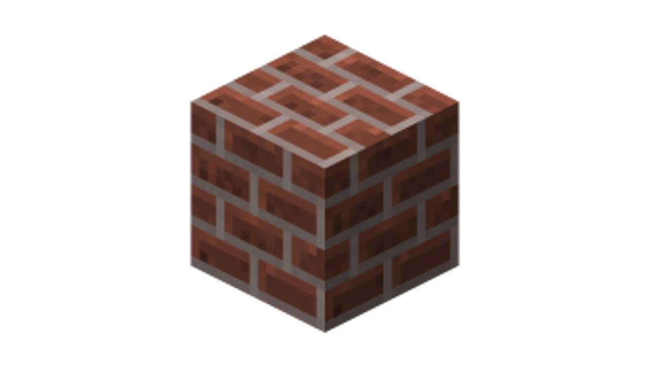Как сделать кирпичи блоки