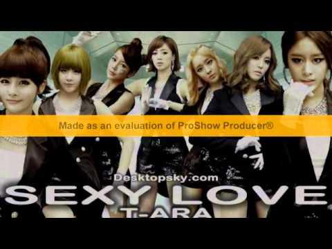 T-ara và những bài hát từ khi mới thành lập(hay hay)