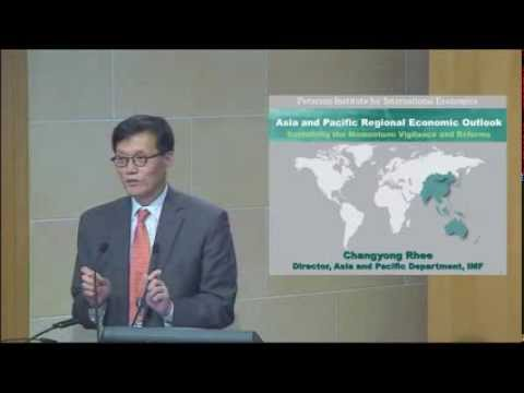 Changyong Rhee on the IMF's Asia and Pacific Regional Economic Outlook