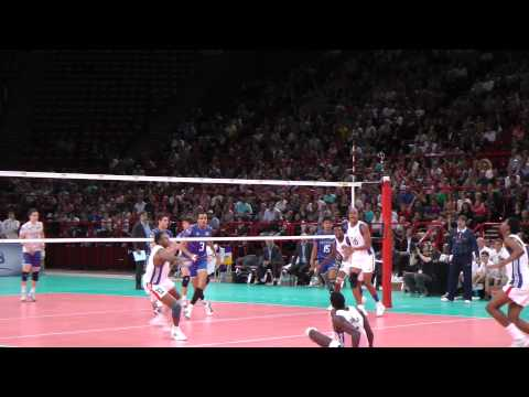 World League Volley Ball CUBA vs FRANCE Full 2011