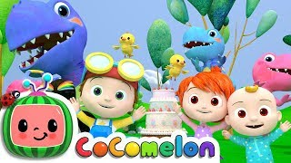 The More We Get Together | Nursery Rhymes & Kids Songs - ABCkidTV