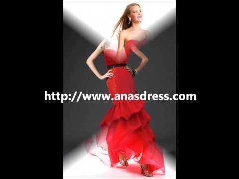 Miniatura del vídeo 2014 Cheap Homecoming Dresses Stores|AnasDress.com