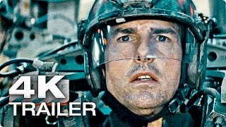 EDGE OF TOMORROW IMAX Trailer Deutsch German 2014 Movie [4K]