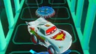 CARS ALIVE ! TRON Toybox Derezzed Race By Zac_mac17