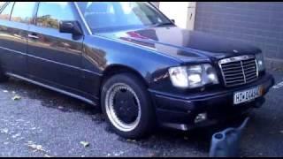 Mercedes-Benz Real AMG HAMMER W124 6.0L Rarität 1988