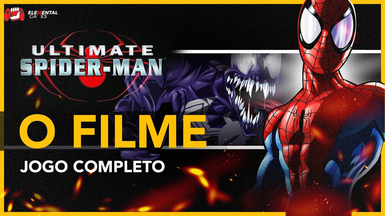 The Ultimate Spider Ma...
