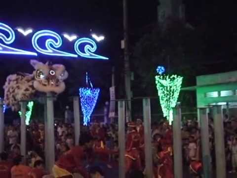 LỄ HỘI LÂN-SƯ-RỒNG ĐƯỜNG PHỐ FESTIVAL BIỂN 2013