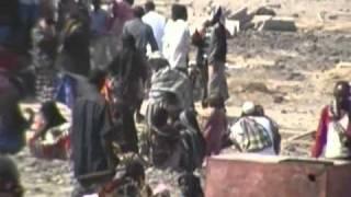 Eritrean Refugee Camp UN