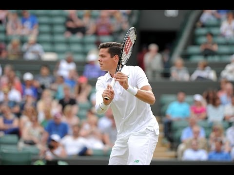 Highlights Day 9: Raonic ends Kyrgios run - Wimbledon 2014