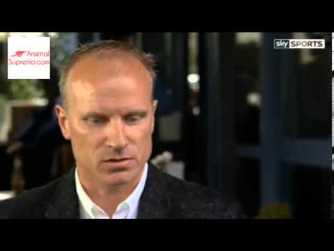 Exclusive Dennis Bergkamp Interview