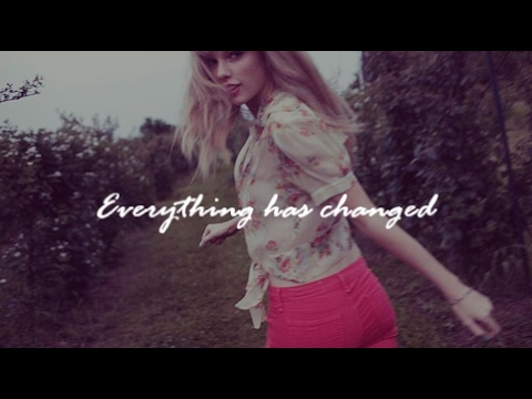 Everything has changed - Taylor Swift feat. Ed Sheeran (Subtitulado al Español)