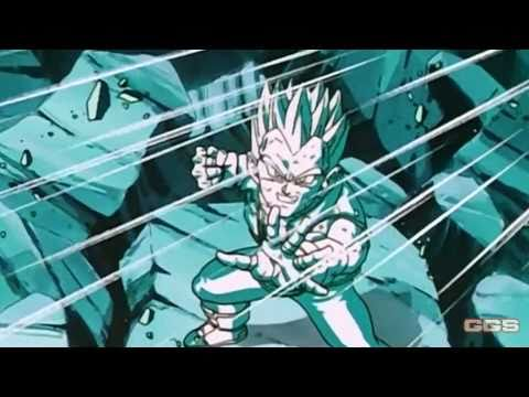 Vegeta's Final Shine Attack [1080p HD]