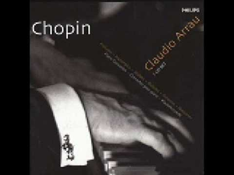Arrau Claudio Prelude in E minor, Op. 28 No. 4