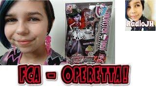 Monster High Operetta Frights Camera Action!