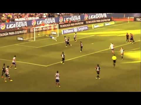 At Madrid vs Rayo Vallecano 4-0 Gol Tiago Jornada 2 2013/2014 - AllGoalsLFP