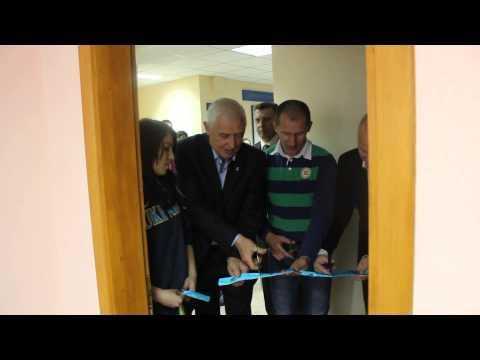 На факультеті фізкультури ЧНУ відкрили кабінет олімпійської освіти