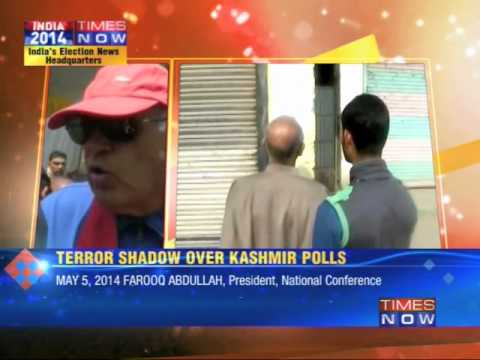 Terror shadow over Kashmir polls