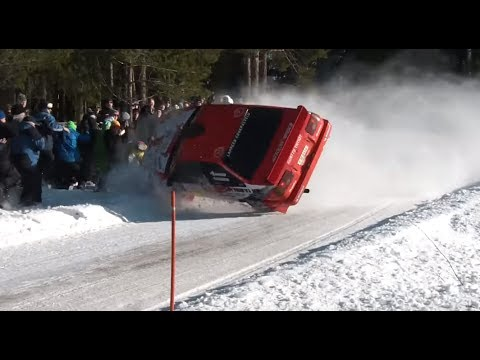 Best of Finnish rally crashes 2011-2013