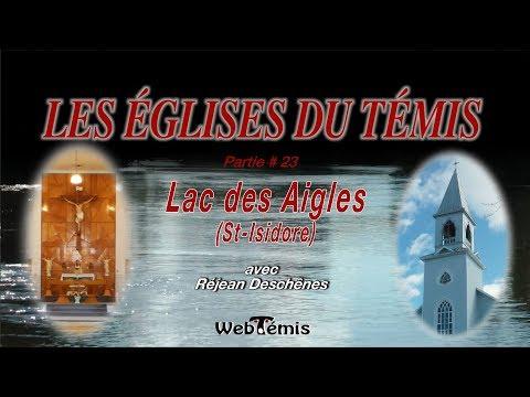 Les églises du Témis #23 Lac des Aigles
