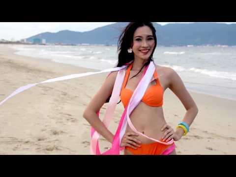 Bản sao của Đặng Thu Thảo cực Hot với Bikini, Hoa hậu Việt nam 2012 (HD)