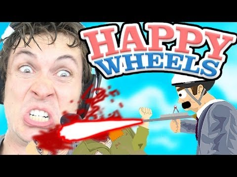 FINISH HIM - Happy Wheels