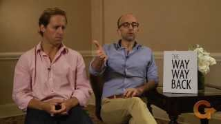 The Way, Way Back Interview  Writers Directors Nat Faxon and Jim Rash