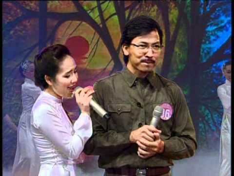 Giáo Sư Cù Trọng Xoay với Phương Linh Song Ca