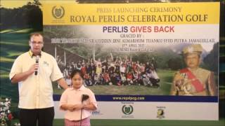 Perlis Gives Back view on youtube.com tube online.