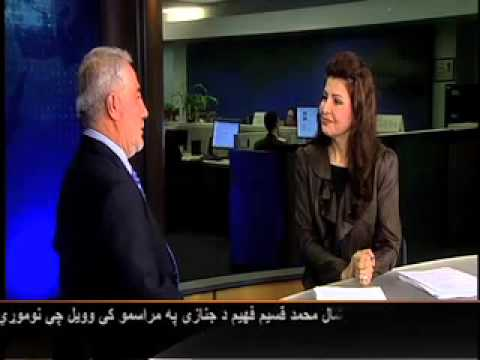 Interview with Mining Minister Barakzai