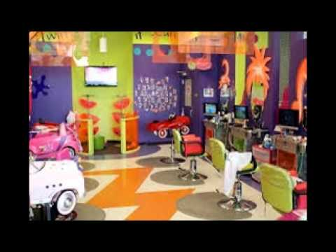 Kids Hair Salon Toy