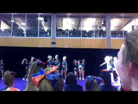 Cheer Sport Sharks Great Whites IAG5 - Breath of Life 2013