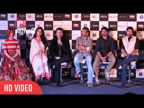 Baahubali Movie Team Question Answer Session