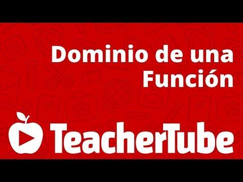 Algebra funciones dominio y rango ejercicios resueltos