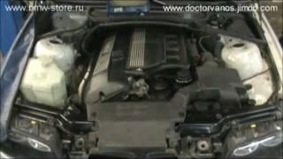 Самое лучшее видео по ремонту системы VANOS двигателей M50, M52, M54, M56